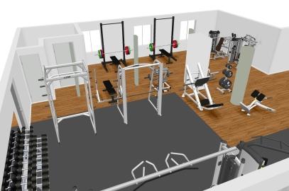 Stora förbättringar i Gym 2!